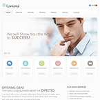 Business CMS Website Template