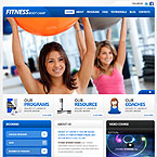 Health and Fitness Wordpress Theme