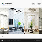 Interior and Furniture Flash Template
