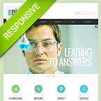 Biotech Science Joomla Template