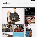 Handbags Ecommerce Prestashop Theme
