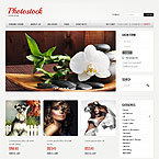 Photo Stock Virtuemart Theme