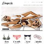 Ingerie Online Store Virtuemart Theme