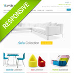 Furniture Store Magento Responsive Theme
