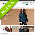 Clothes Store Responsive Prestashop Template