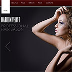 Hair Salon Html Template