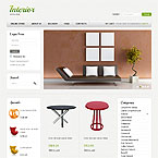 Furniture Design Virtuemart Template