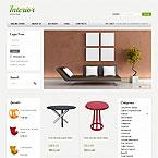 Furniture Design Virtuemart Template