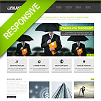Twitter Bootstrap Corporate Website Template
