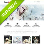 Fashion Photographer Twitter Bootstrap Template