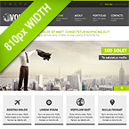 Volant Business Facebook Template