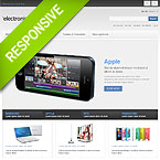 Portable Electronics Magento Theme