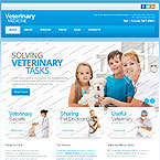 Dogs And Cats Web Template