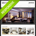 Interior Designer Twitter Bootstrap Template