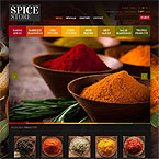 Spices Herbs Prestashop Theme