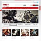 Video Game News Wordpress Theme