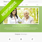 Healthcare Joomla Template