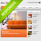 Real Estate Joomla 2.5 Template