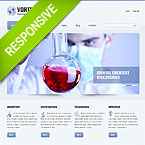 Science And Technology Drupal Theme