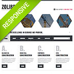 Construction Architecture Joomla Theme