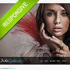 Photo Gallery HTML5 Responsive Template