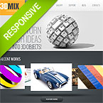 Professional Portfolio Wordpress Theme