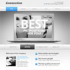 Connection Corporate Joomla Template