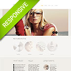 Photographer Site Template For Joomla