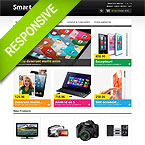 Home Electronics Magento Template