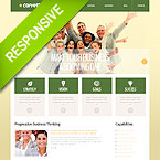 Maketing Business Wordpress Theme