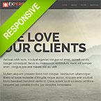 Responsive One Page Portfolio Theme