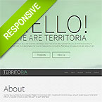 Responsive Single Page HTML Theme