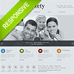 Insurance Theme For Wordpress