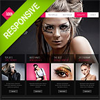 Fashion Magazine Joomla Template