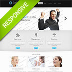 Technology Corporate Web Template