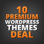 10 Premium Wordpress Themes Deal