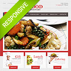 Food Delivery HTML Template
