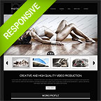 Photo Gallery Web Template