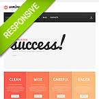 Success Business Wordpress Theme
