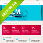 Technology Investments Wordpress Theme