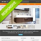 Interior Furniture Wordpress Template