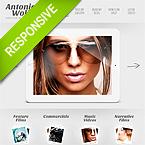 Video Portfolio Wordpress Blog