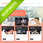 Portfolio Fashion Theme For Wordpress