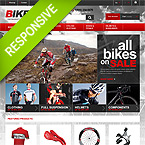 Bikes Theme For Prestashop