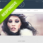 Fashion Portfolio Theme For Wordpress