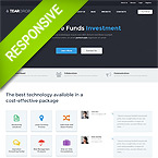 Responsive Finance Wordpress Theme