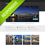 Building Design Responsive Bootstrap Website Template