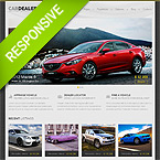 Auto Dealer Responsive Wordpress Theme