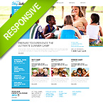 Responsive Children Wordpress Theme