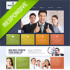 Corporate Company Website Template